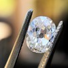 0.71ct Cushion Cut Diamond, GIA I I1 19