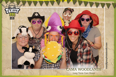Cama Woodlands Family BBQ 2018