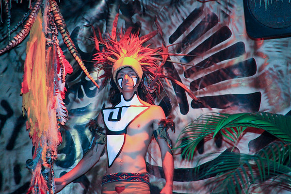 Rhythm of the Night, Las Caletas Mexico - January 2011
