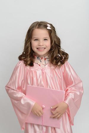 Briar - Kindergarten Graduation