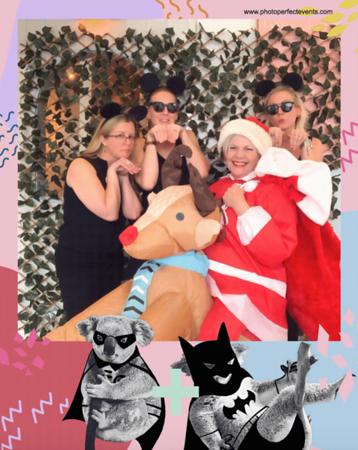 Wunderman Thompson Christmas Party
