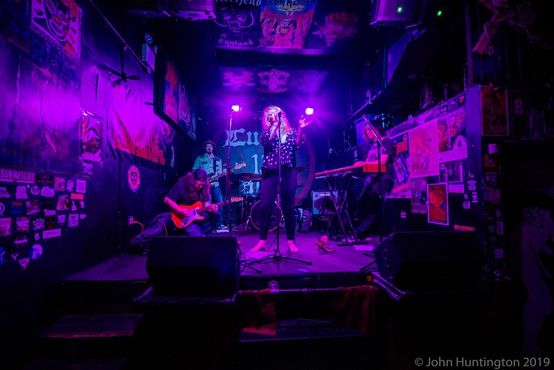 Lizzie & The Makers at Lucky 13, July 28, 2017