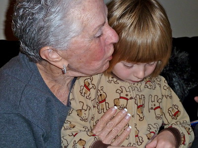 Assorted Pics of My Mother and the Kids Curated by Jackson