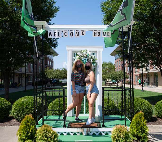 8.18.20 Move In and Activities