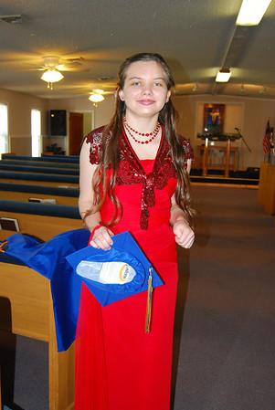 Amber's Graduation