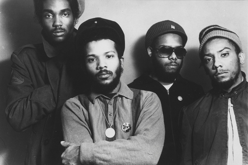. Bad Brains (Courtesy of the Rock & Roll Hall of Fame and Museum)