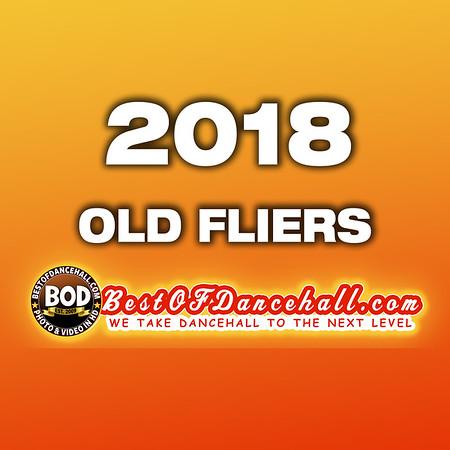 2018 Fliers