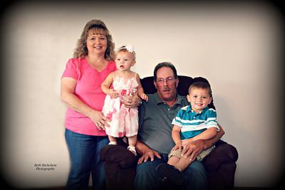 Jim Purkhiser Family