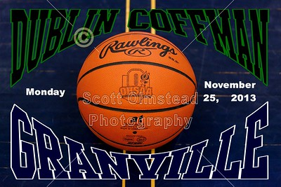 2013 Dublin Coffman at Granville (11-25-13)