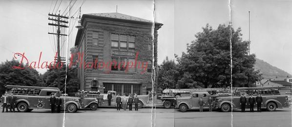 Shamokin and Coal Twp. Fire Departments