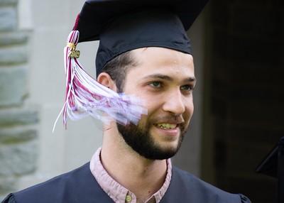 Reed's Graduation May 2019