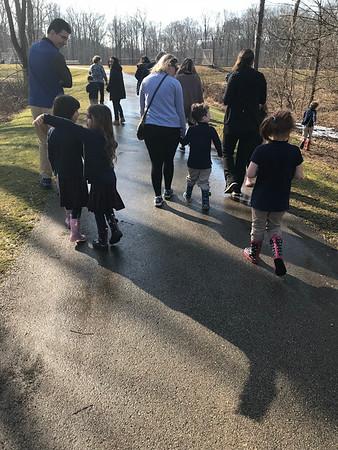KF Winter Walk