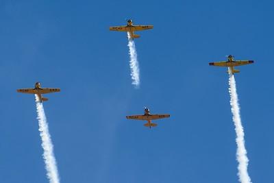 Formation Flight Pics by Gus & Clara Corujo