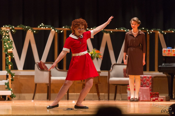 2014 Oley Valley Middle School Musical - Annie Jr