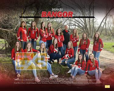 Bangor volleyball AltVB21