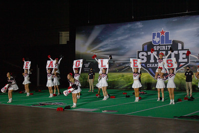UIL Cheer State Competition (1-15-21)