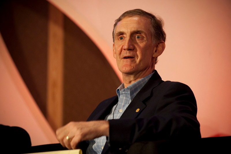 """Broadband Wireless: Solving Tomorrow's Problems"": Host Ed Lazowska, Bill and Melinda Gates Chair in Computer Science, University of Washington"