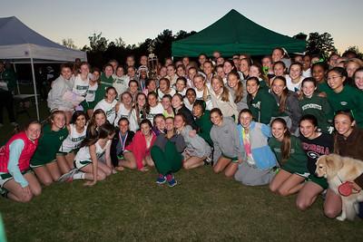 Westminster Girls XC Region November 1, 2012