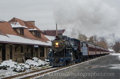 Reading, Blue Mountain & Northern Schuylkill Haven, Pennsylvania November 30, 2014
