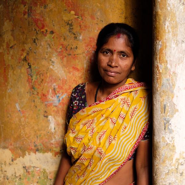 Portræt, Indien