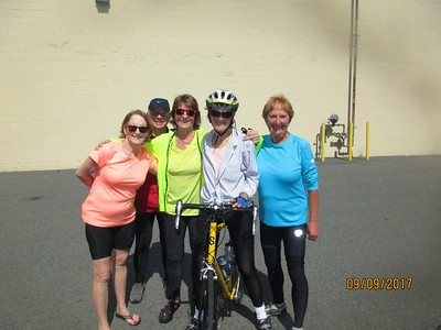 September 9 Saturday Traditional Ride