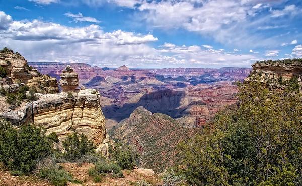 2016 Grand Canyon South Rim. AZ