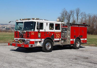 Garfield Engine  32