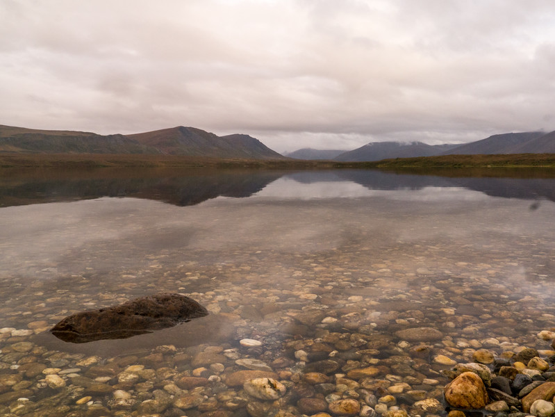 Lake Matcharak, Gates of the Arctic