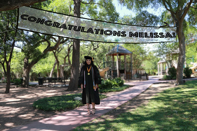 Melissa's Graduation