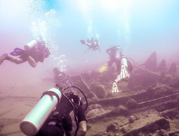 Aruba Diving 2016