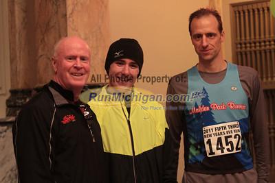 Awards - 2011 Fifth Third Bank New Years Eve Run 5K