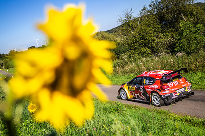 WRC Rally Germany 2019
