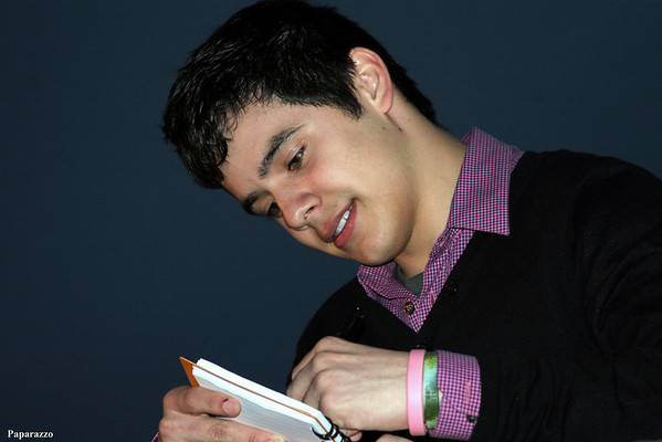 David Archuleta At Mardi Gras 2009