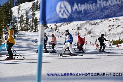 Alpine Meadows GS 1/19/2015