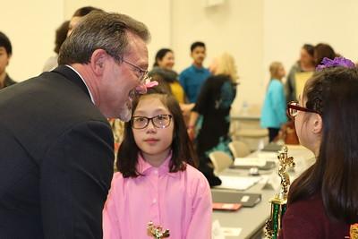 BISD's 2018 Spelling Bee