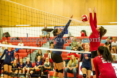 Volleyball SoSHS vs SFHS 9-5-2017