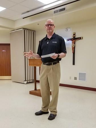 2018 CCMC Parish Captains Meeting