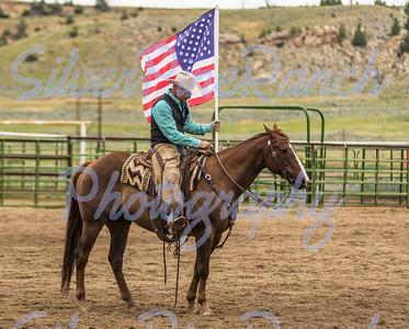 Meeteetse Ranch Rodeo 2015