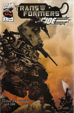 Transformers Comic Covers