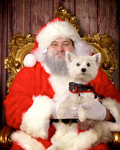 North Oaks Chuck and Don's Santa Photos