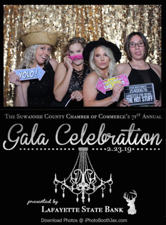 Suwannee County Chamber of Commerce's 71st Annual Gala Celebration