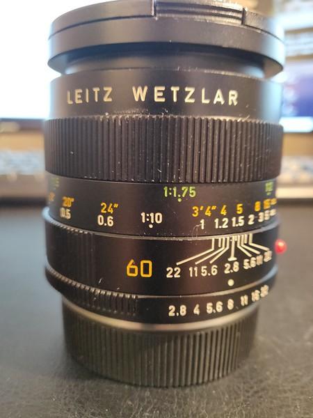 Leica R 60mm 2.8 Macro-Elmarit - Serial 3279392 001.jpg