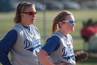 DHS Softball 04-22-2014