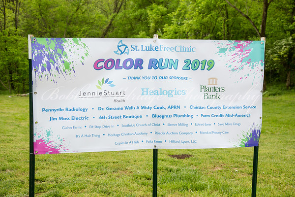 Color Run Fundraiser
