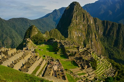 MachuPicchu and the Sacred Valley