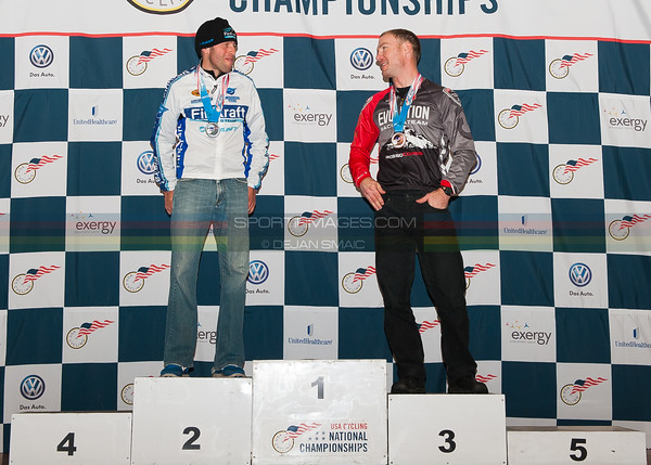 Podiums - Day 3