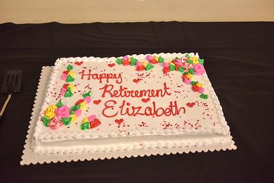 Elisabeth Castro Retires