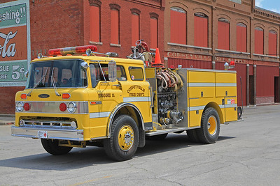 Coffeyville Fire Department (Coffeyville, KS)