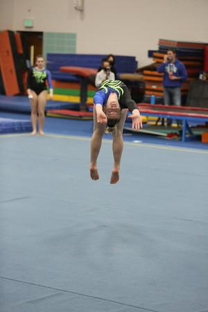 2021 Gymnastics - floor