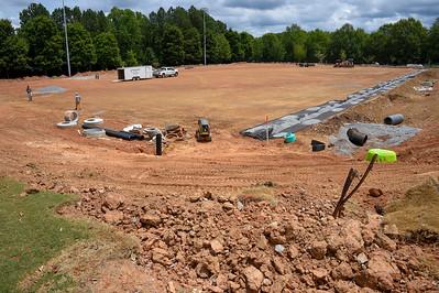 New Intramural Fields 07-19-21